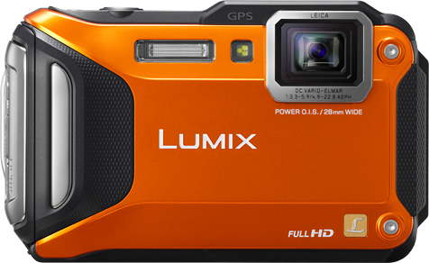 Lumix DMC-FT5