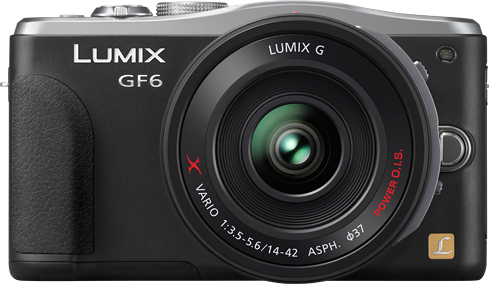 Lumix DMC-GF6